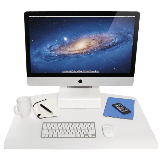 Apple Imac Freestanding Sit Stand Innovative