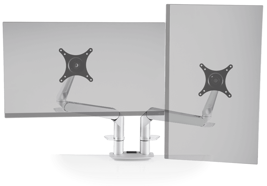 EVO Monitor Arm Offers Maximum Flexibility