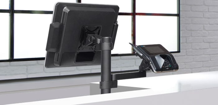 POS Mounts + Tablet Enclosures
