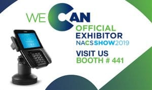 Visit us at NACS - booth # 441